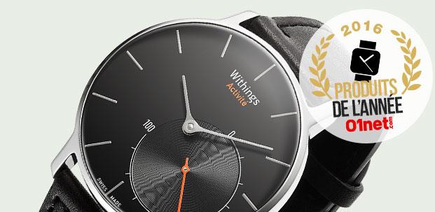 Les 10 meilleurs montres et bracelets connectés