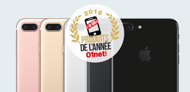 Les 10 meilleurs smartphones à plus de 500 euros