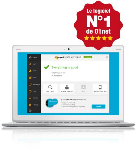 Avast Antivirus 2015 Gratuit