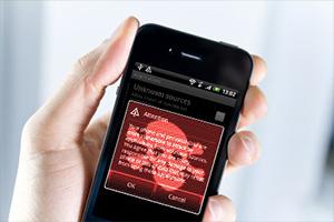 Antivirus pour Smartphone